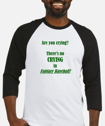 2-cryinginbaseball Baseball Jersey
