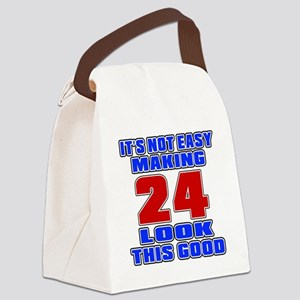 It's Not Easy Making 24 Canvas Lunch Bag