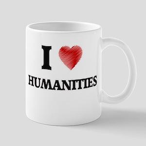 I Love Humanities Mugs