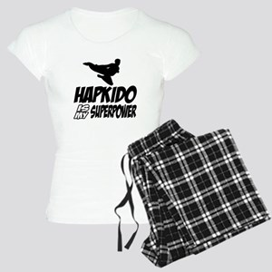 Hapkido Is My Superpower Women's Light Pajamas