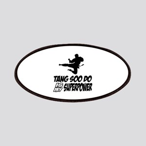 Tang Soo Do Is My Superpower Patch