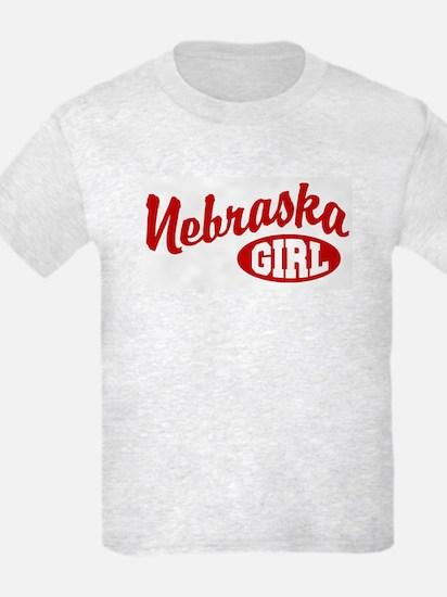 Nebraska Girl T-Shirt