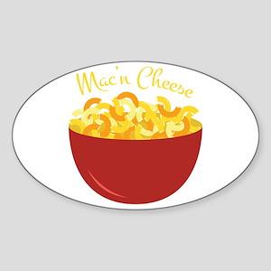 Mac N Cheese Sticker