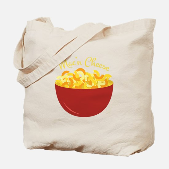 Mac N Cheese Tote Bag