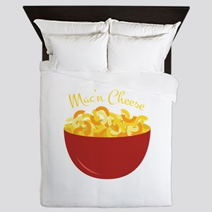 Mac N Cheese Queen Duvet