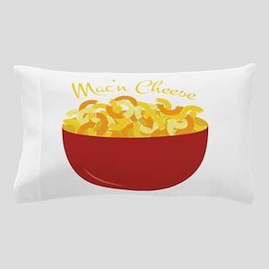 Mac N Cheese Pillow Case