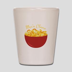 Mac N Cheese Shot Glass