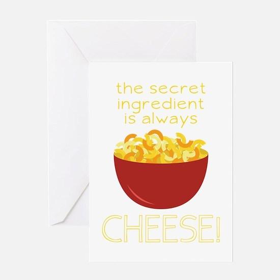 Secret Ingredient Greeting Cards