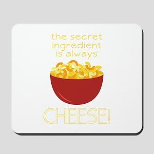 Secret Ingredient Mousepad