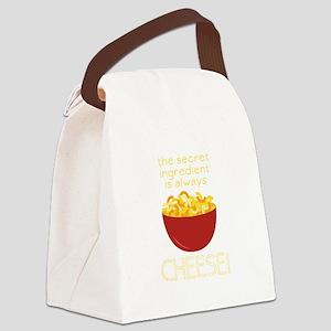 Secret Ingredient Canvas Lunch Bag