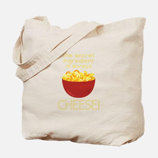Secret Ingredient Tote Bag