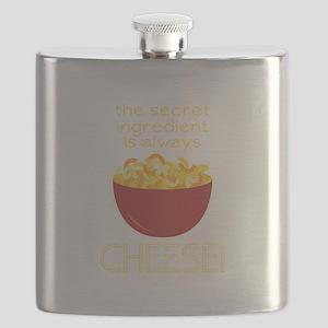 Secret Ingredient Flask
