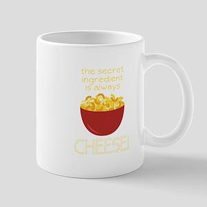 Secret Ingredient Mugs