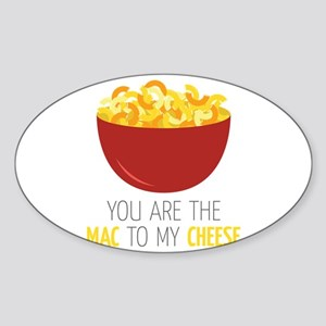 Mac To Cheese Sticker
