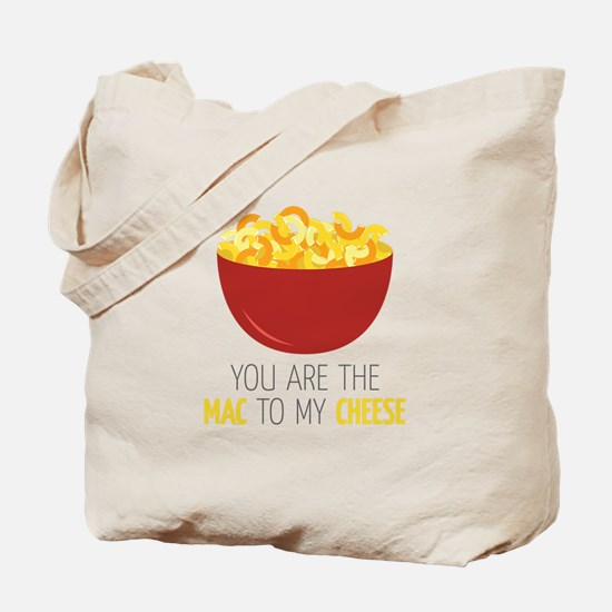 Mac To Cheese Tote Bag