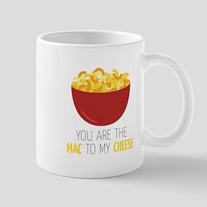 Mac To Cheese Mugs