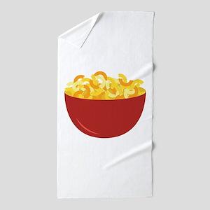 Mac and Cheese Beach Towel