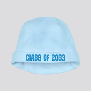 Class Of 2033 Baby Boy baby hat