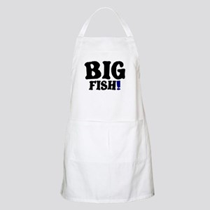 BIG FISH! Apron