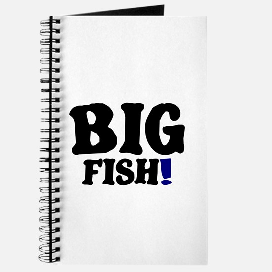BIG FISH! Journal