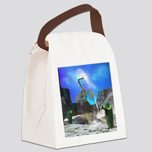 The dragon Canvas Lunch Bag