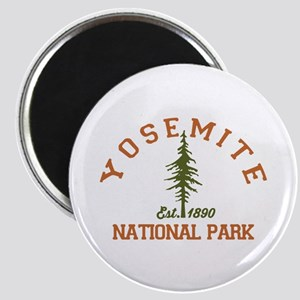 Yosemite. Magnet Magnets