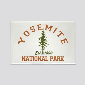 Yosemite. Rectangle Magnet Magnets