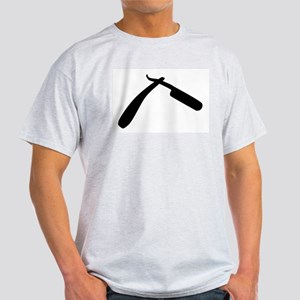 Cut Throat Razor Silhouette T-Shirt