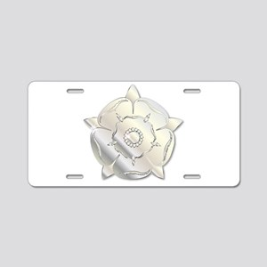 War Of The Roses Metal Icon Aluminum License Plate