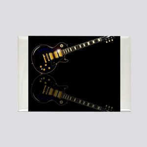 Black Beauty Electric Guitar Magnets