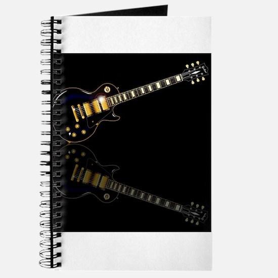 Black Beauty Electric Guitar Journal