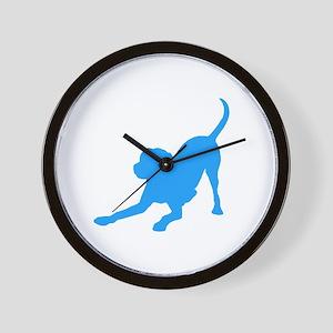 Lab 1C Lt. Blue Wall Clock
