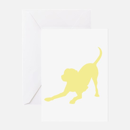 Lab 1C Yellow Greeting Cards