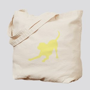 Lab 1C Yellow Tote Bag
