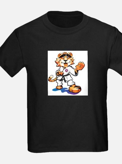 Goshi - Goshin Karate Mascot T-Shirt