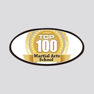 Top 100 Martial Arts School - Member Patch