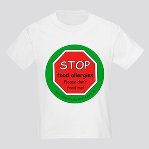 STOP food allergies T-Shirt