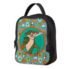 Collision Course Neoprene Lunch Bag