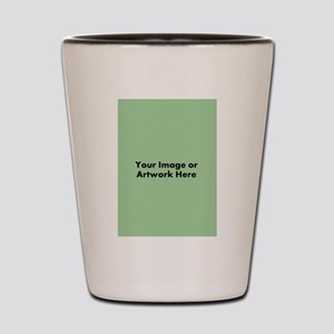 Your Image or Artwork Shot Glass