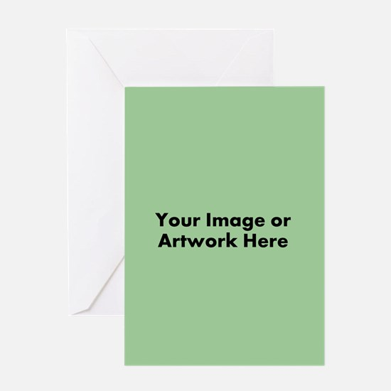 Your Image or Artwork Greeting Cards