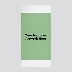 Your Image or Artwork Beach Towel