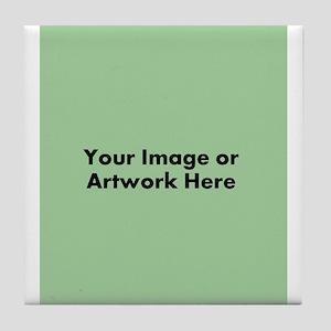 Your Image or Artwork Tile Coaster