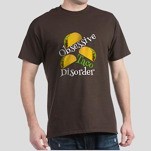 Funny Taco Dark T-Shirt