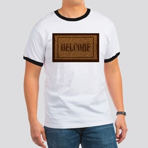 Welcome Coconut Doormat T-Shirt