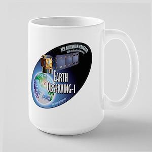 EO-1 Logo Large Mug