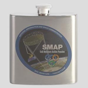 SMAP Logo Flask