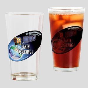 EO-1 Logo Drinking Glass