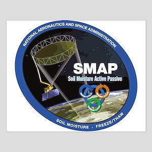 SMAP Logo Small Poster