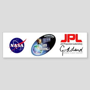 EO-1 Logo Sticker (Bumper)