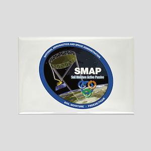SMAP Logo Rectangle Magnet
